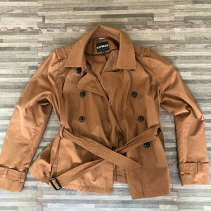 EXPRESS Brown Jacket